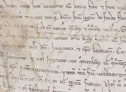 'Per Inspectionem Rotulorum': the reference value of the early English Chancery Rolls (Part II)
