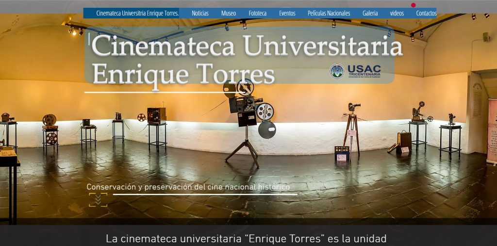 cinemateca universitaria