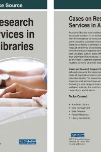 Cases on research support in academic libraries: reseña